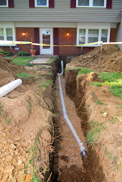 Drain Excavation and Repair Widnes
