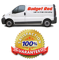 Budget Rod Blocked Drains Wirral Van